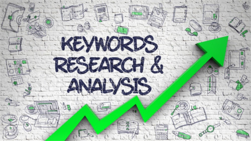Análisis de keywords de tu competencia