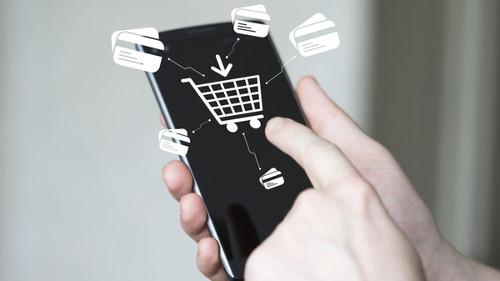De compras en el móvil