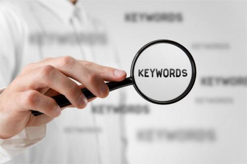 Keywords para localizar