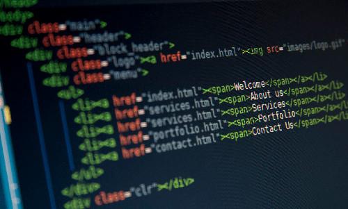 El código HTML