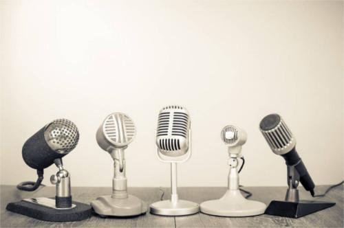 Micrófonos para entrevistas
