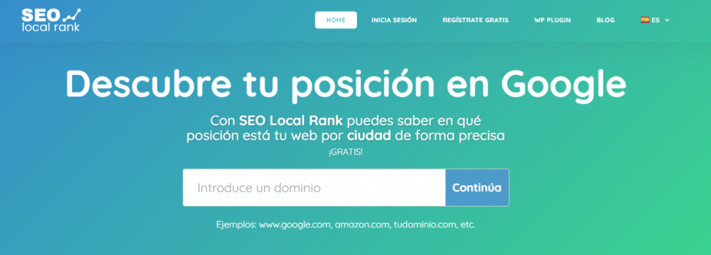seo local rank