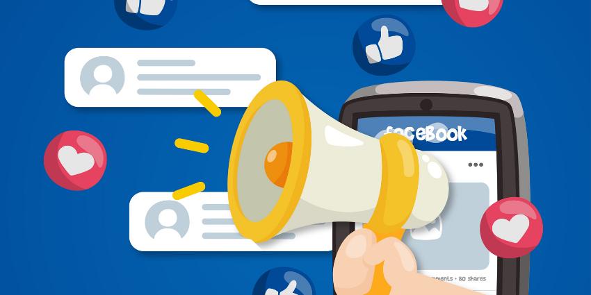 Promociona contenido de Facebook para que tengan más alcance.