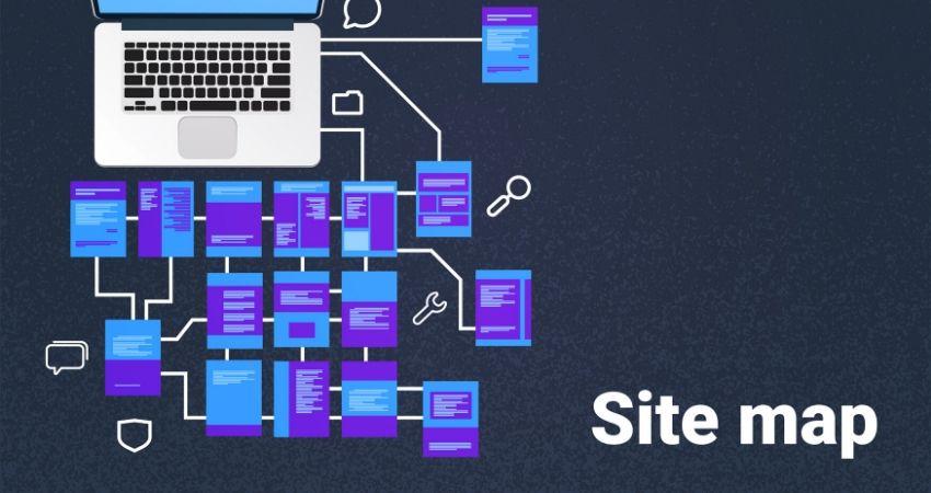Estructura de un sitemap