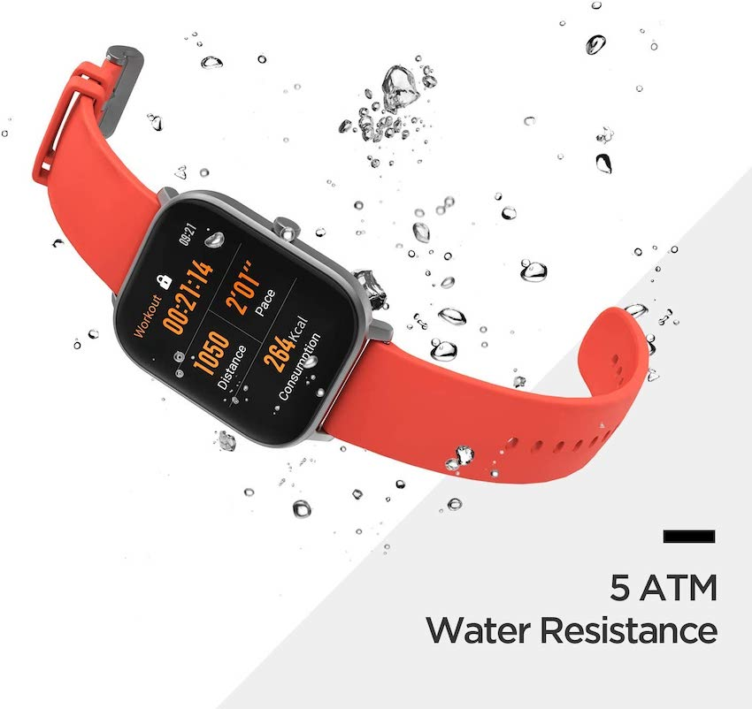 Amazfit GTS: el smartwatch deportivo que sorprende a quien lo usa   Imagen 2
