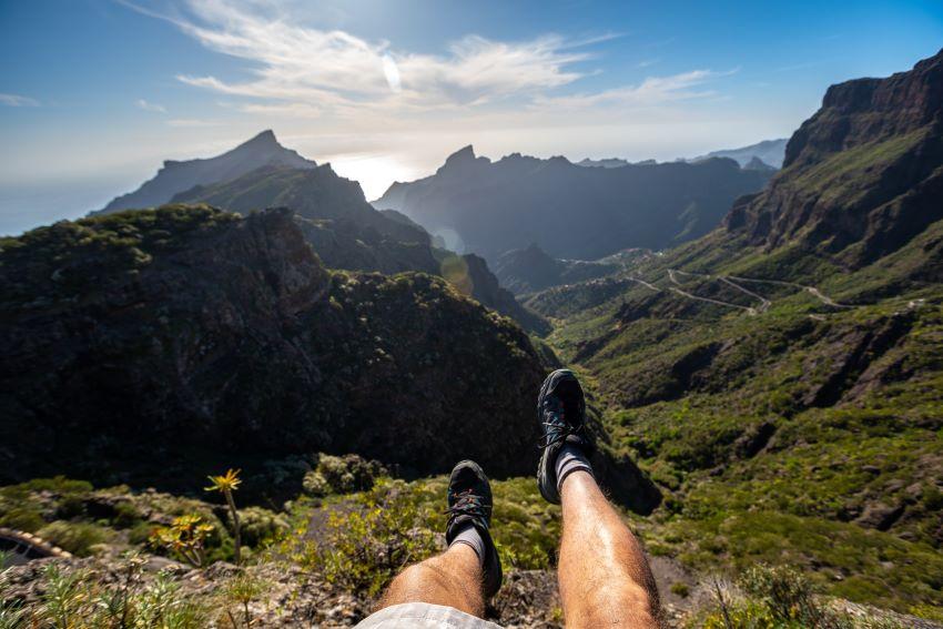 Barranco del Infierno de Tenerife