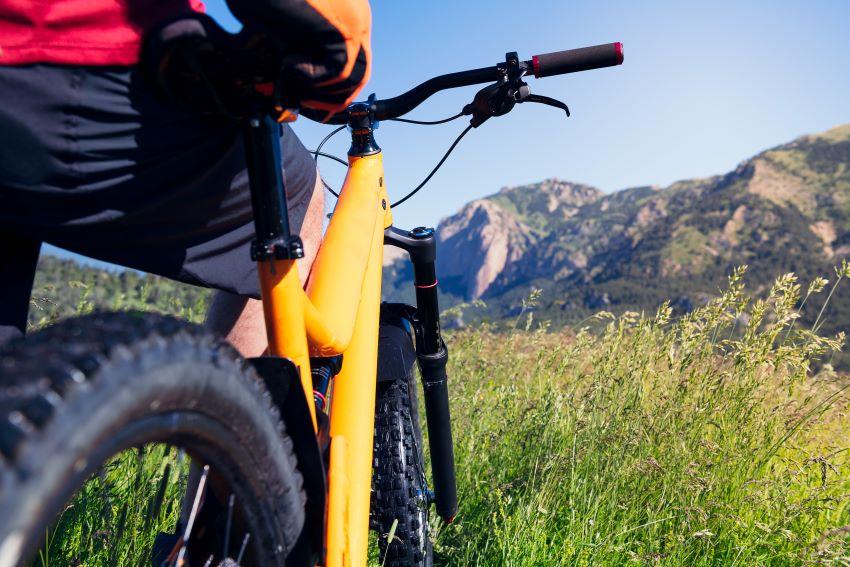 Rutas de montaña para bicicleta