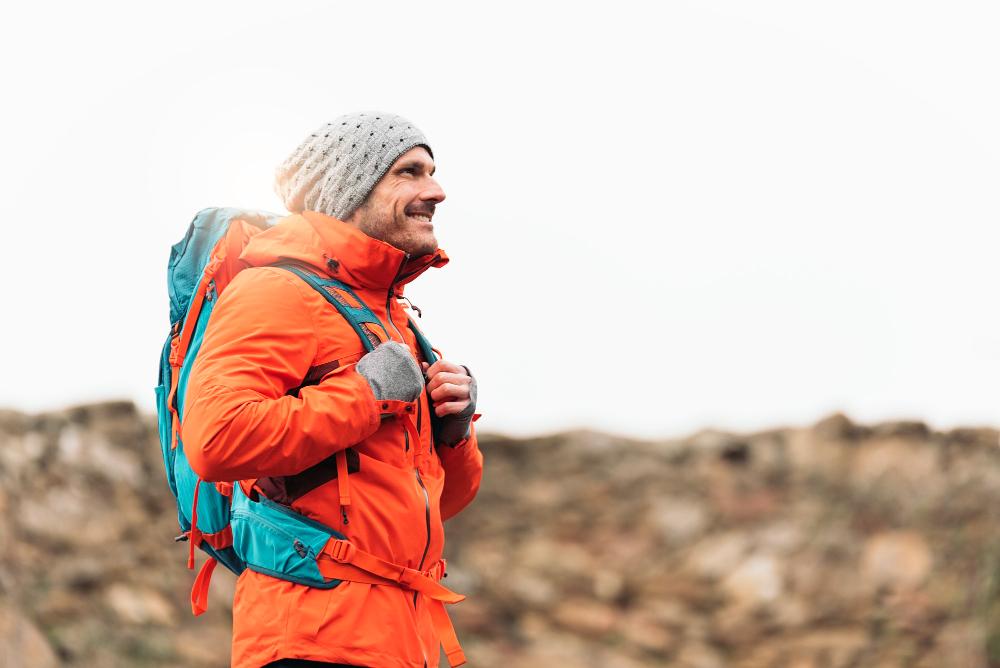 cómo vestirse para la montaña